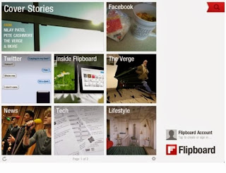 Personal Magazine maker Flipboard launched its own curated shopping catalogues to take benefits of the holiday season.