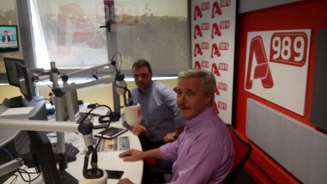 Γ. Μανιάτης στον «Alpha 989 Radio»: Στις επόμενες εκλογές να περάσουμε μπροστά από τον ΣΥΡΙΖΑ