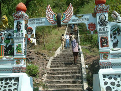 Makam Ki Ageng Sutowijoyo