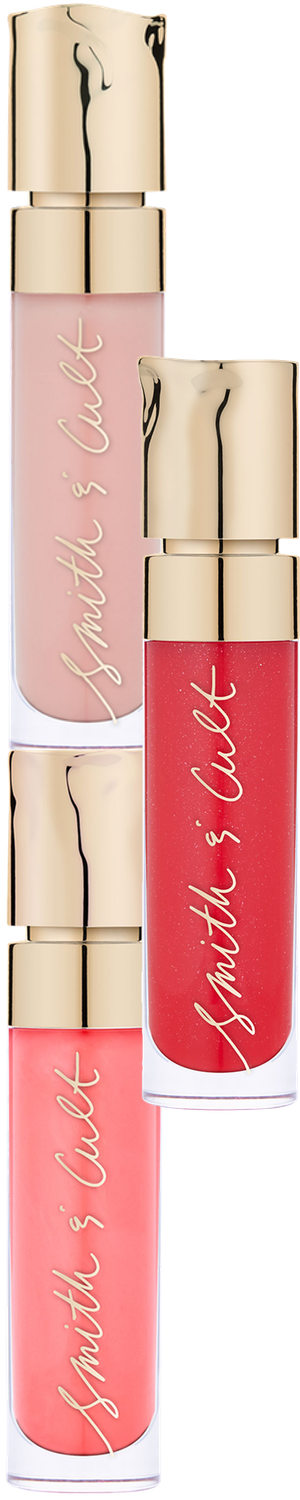 Smith & Cult Lip Gloss Assorted Colors