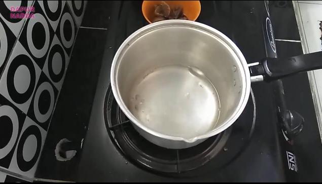 Cara Membuat Bolu Kukus Gula Merah Tana Telur dan Mixer - Dapur Nadda 1