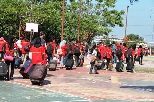 Informasi Lokasi dan Jadwal KKN Gelombang 93 Unhas