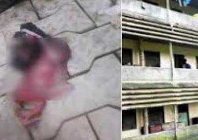 student aborts 6 months pregnancy ekiti