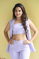 Tanya Hope in Crop top and Trousers Beautiful Pics at her Interview 13 7 2017 ~  Exclusive Celebrities Galleries 013.JPG