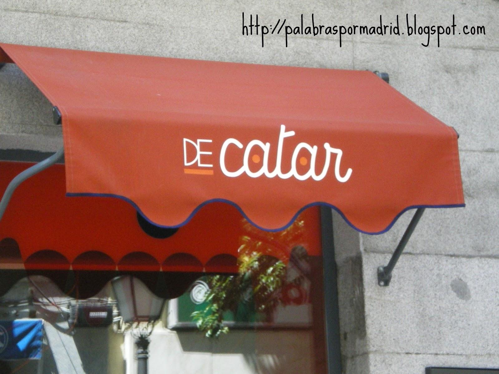 restaurante de catar