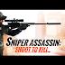 Download - Sniper 3D Assassin (Dinheiro e Energia Infinitos) ATUALIZADO - Para Android