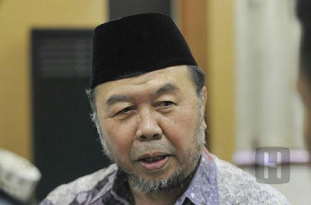 Soal permintaan maaf Sukmawati, KH Didin: Jika berkaitan dengan penistaan agama, hukum harus ditegakkan
