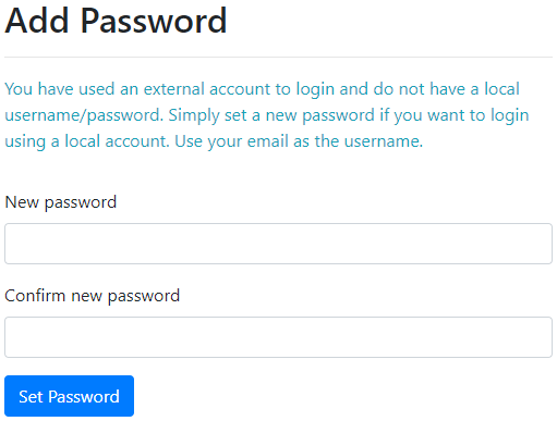asp.net core usermanager addpassword example