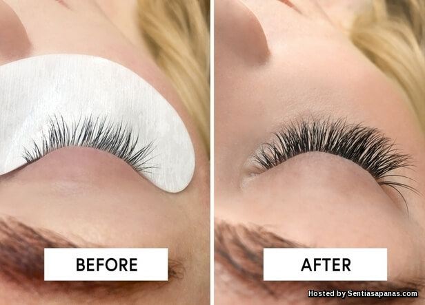 Eyelash Extention Haram