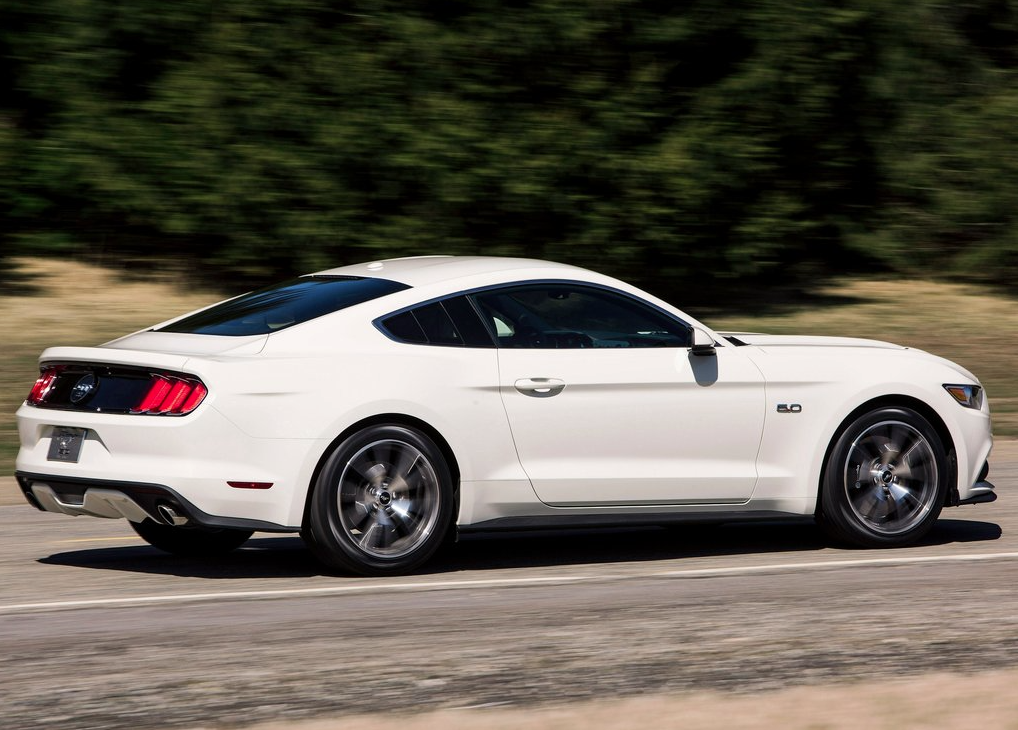 2015 Ford Mustang 5.0