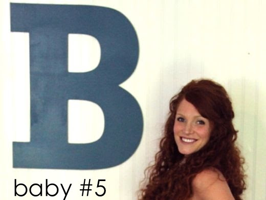 pregnancy update: baby #5, 39+ weeks