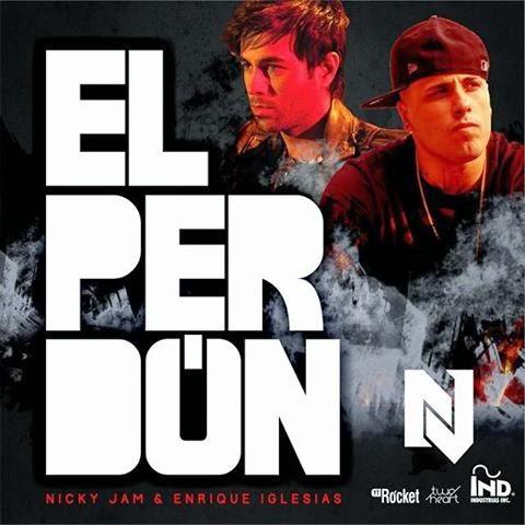 reggaeton Italia, Nicky Jam, El Perdon, Enrique Iglesias, reggaeton