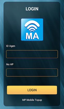 Cara Transaksi via Aplikasi Android MA Mobile Top Up di Server Market Pulsa Termurah Saat Ini