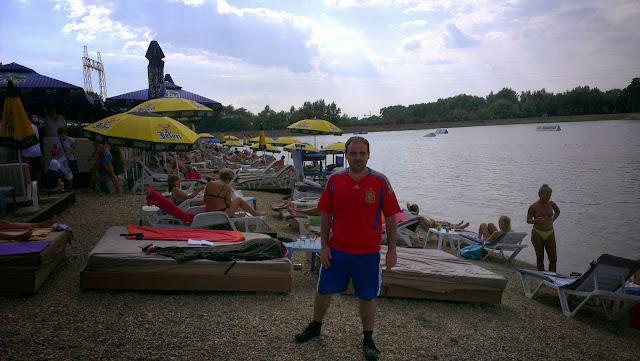 Playa de Belgrado