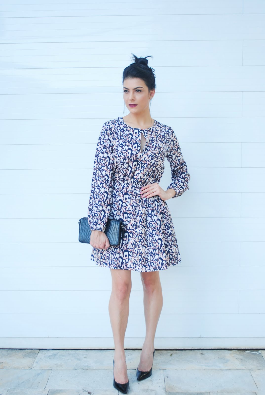 SheIn Dress - Blog Cris Felix