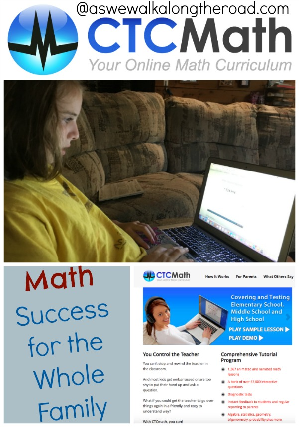 Homeschool math review