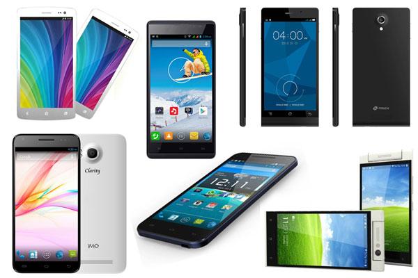 Android Octa-core Lokal Bersaing di Pasaran