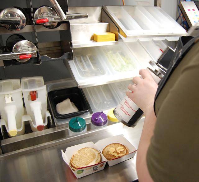McDonalds Page Moss Huyton