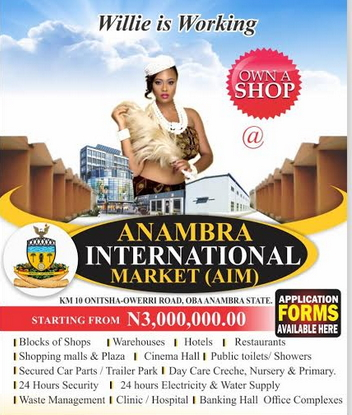 anambra international market
