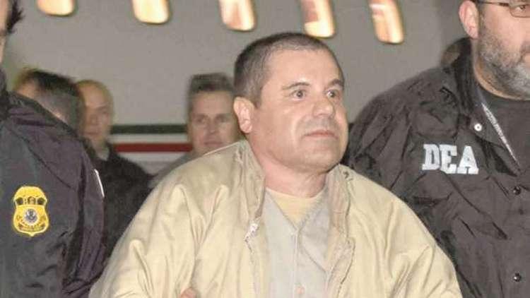 """El """"Chapo"""", acusado en EU de asesinar a 20 personas, entre """"gente que lo traicionó"""", o eran sus enemigos."""