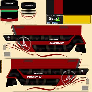 Pandawa 87 Mercedez Benz Bimasena SDD