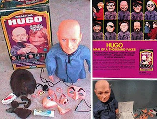 Hugo, Man of a Thousand Faces