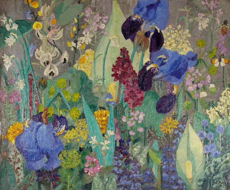 Spring Flowers. Cedric Morris, 1923