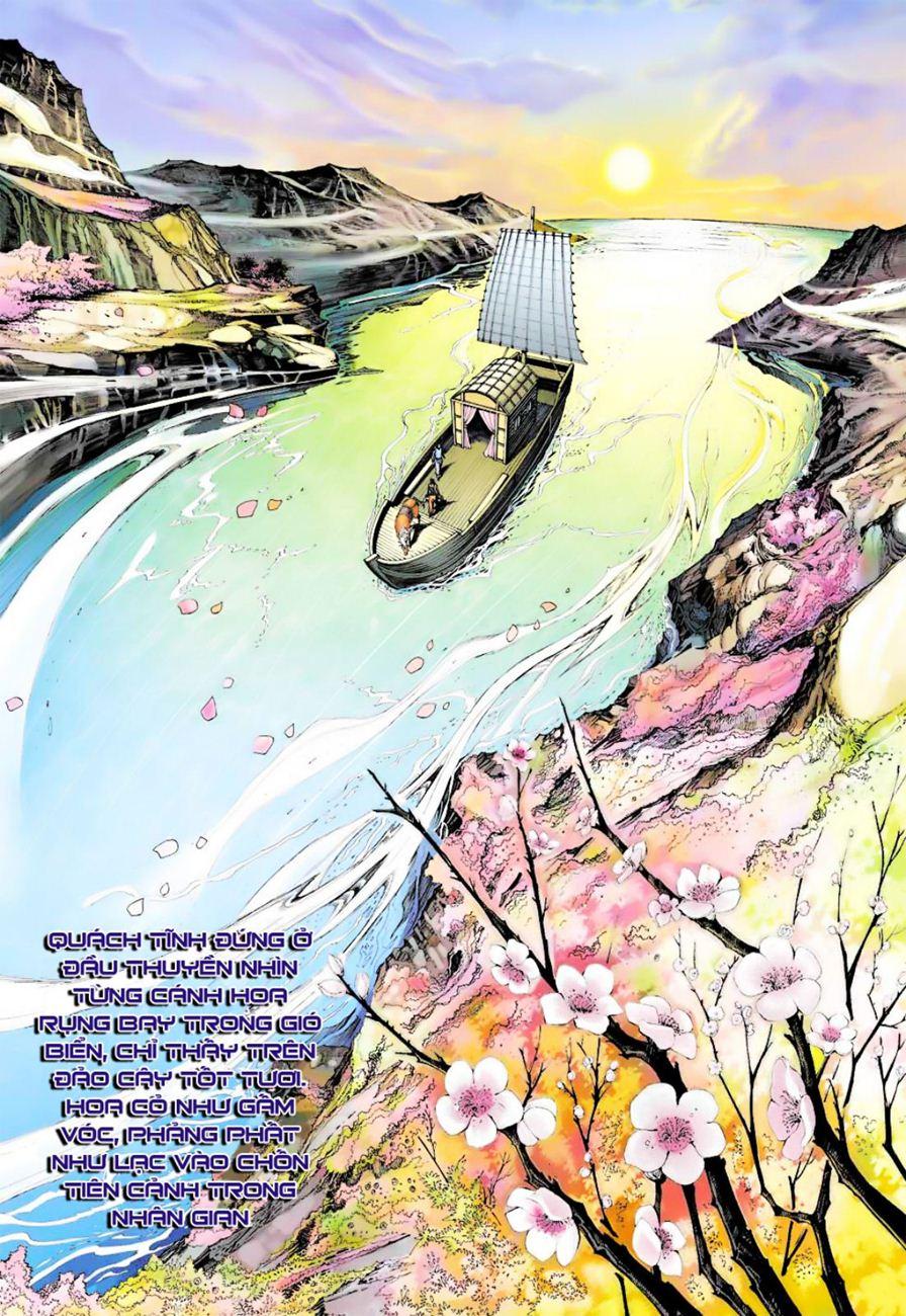 Anh Hùng Xạ Điêu anh hùng xạ đêu chap 39 trang 16