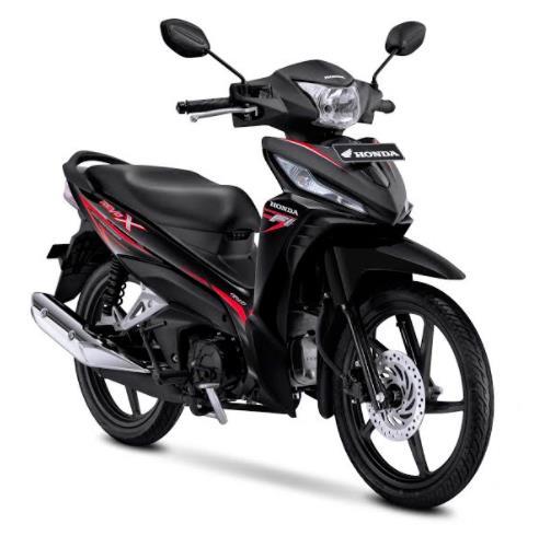 New_Honda_revo_X_Hitam