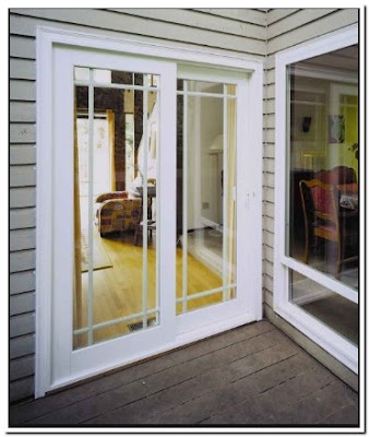 Awesome Single Patio Door Ideas