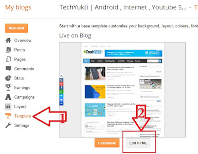 Blogger Tricks in Hindi