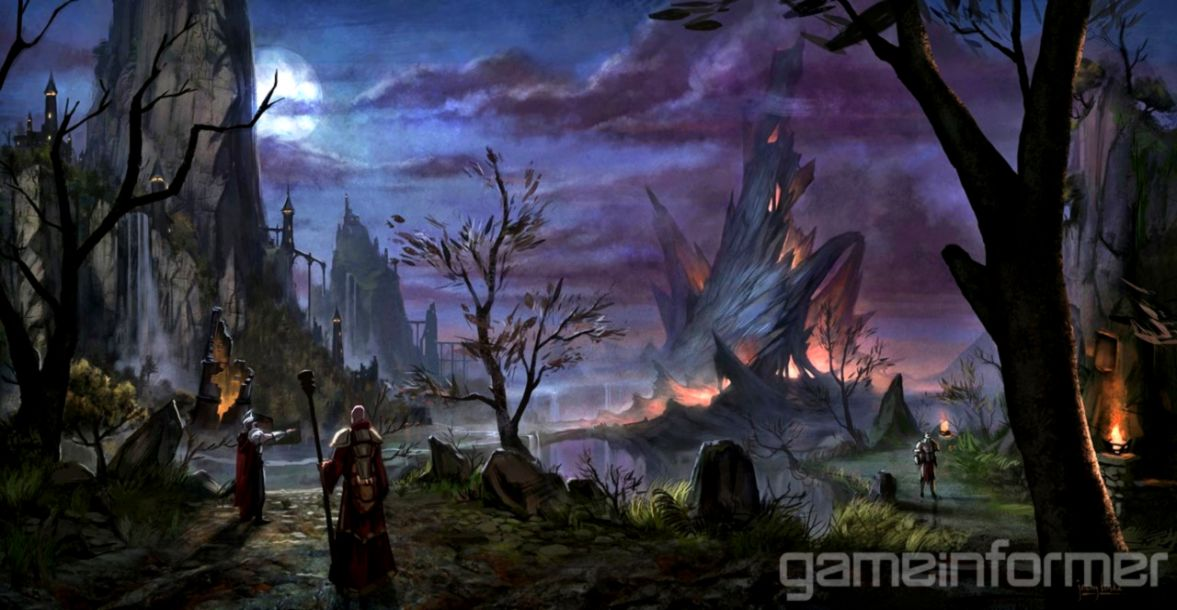 The Elder Scrolls Online Daggerfall Covenant | Wallpapers Awards