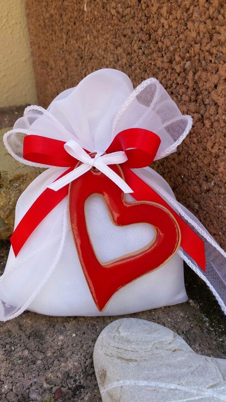 Favorito ceramica come mestiere: Bomboniere e segnaposto per matrimonio  ZB43