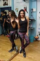 Kiara Advani Black Tank Top Tight leggings Tu Cheez Badi Hai Mast Mast~  Exclusive 35.JPG