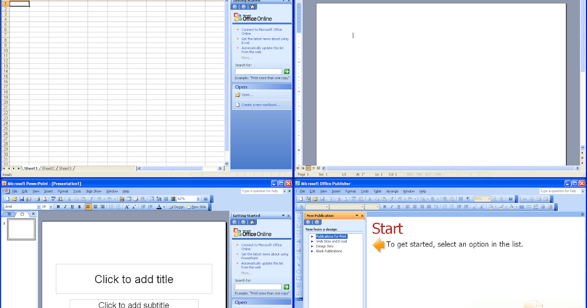 Ms Office 2003 Iso
