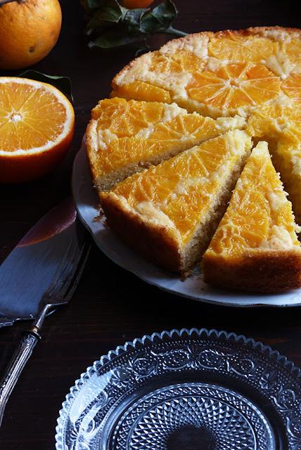 Upsidedown orange cake_S&V