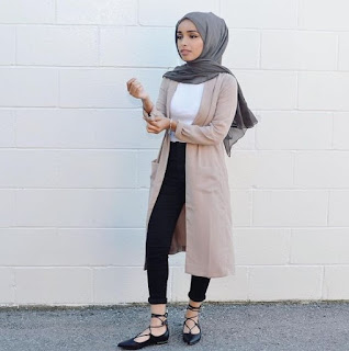 fashion hijab syar'i remaja