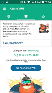 Opera VPN Gratis Untuk XL Axis