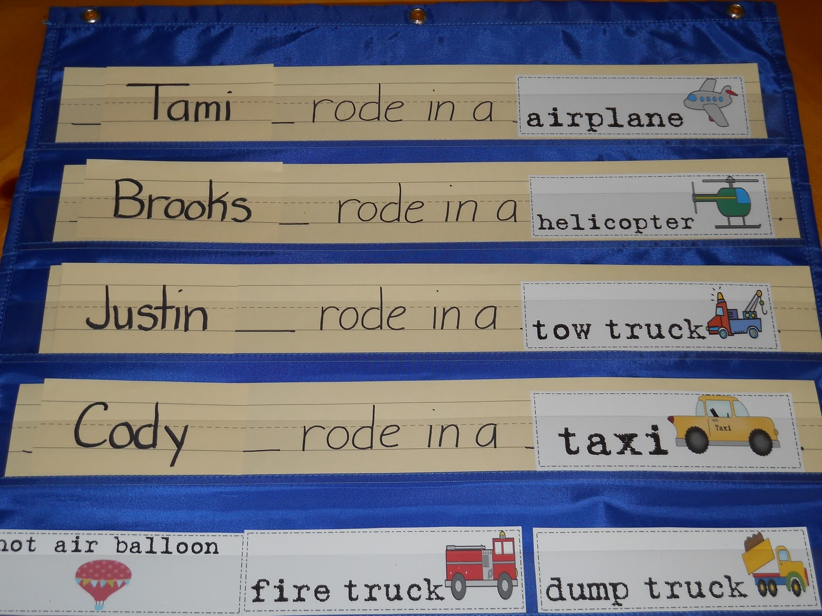 Learning And Teaching With Preschoolers: Transportation