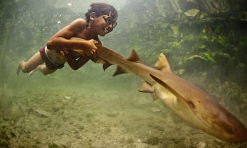 bộ tộc Bajau