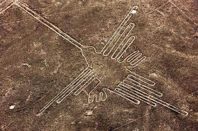 Líneas en el Desierto de Nazca (Perú)