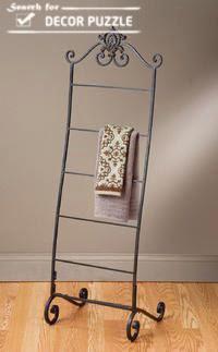 Creative Scarf Display And Storage Ideas Organizer Rack