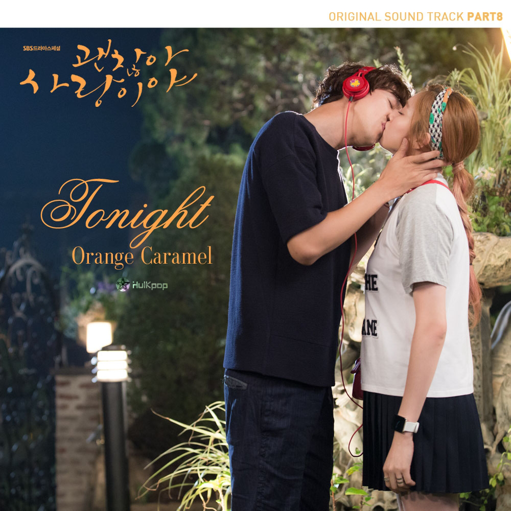 [Single] Orange Caramel – It's Okay, That's Love OST Part 8