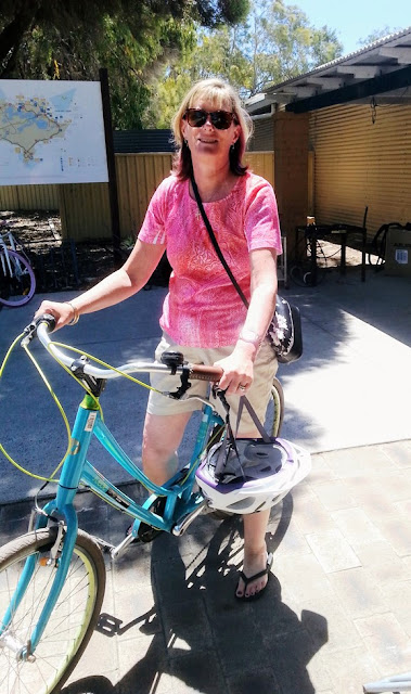 Rottnest bike hire - great bikes and friendly staff