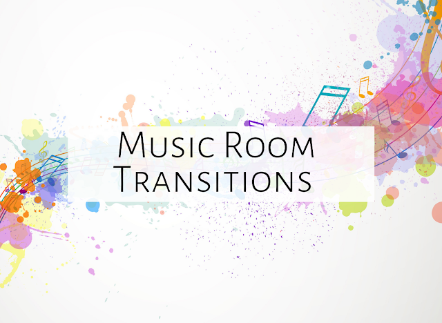 Transitions in the Music Room