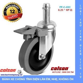 Hiện tượng tĩnh điện và chống tĩnh điện trong ngành công nghiệp hiện đại www.banhxedaqyhang.net