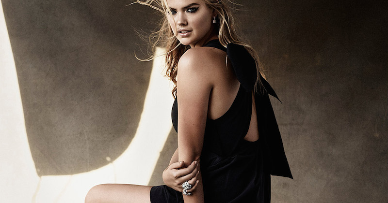 kate upton by victor demarchelier for harper's bazaar australia december 2015