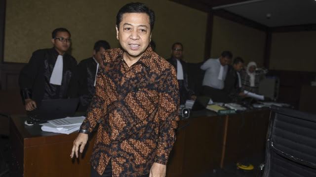 Dibalik Wawancara Eksklusif Wartawan Metro TV dan Kecelakaan Setya Novanto