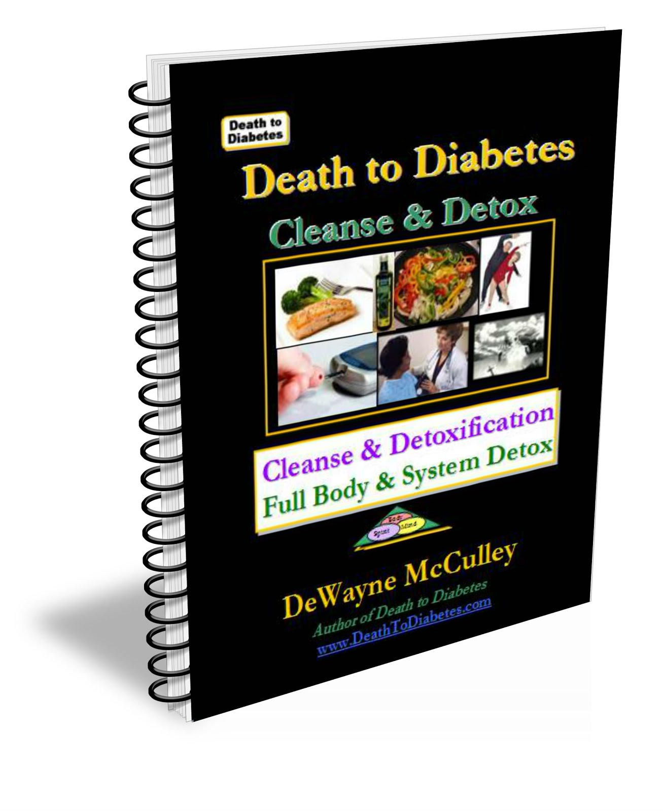 Cleanse and Detox Book