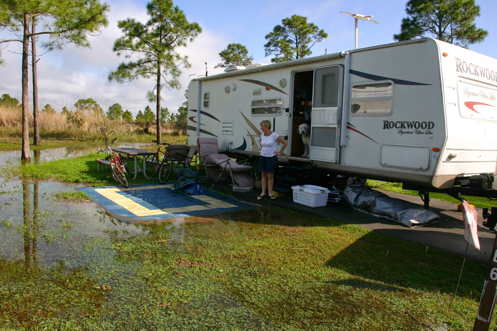 Fort Pickens Campground Gulf Ss National Seas